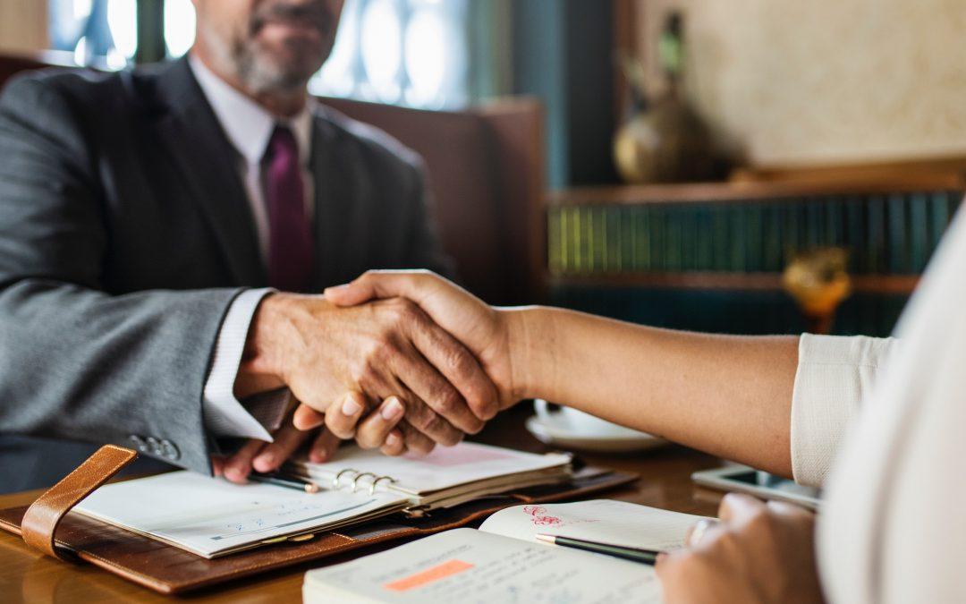 La comunicación no verbal en las entrevistas de trabajo